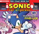 Archie Sonic the Hedgehog Free Comic Book Day 2013
