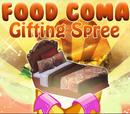 Food Coma Gifting Spree