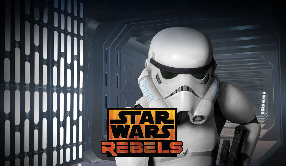 Star wars rebels stormtrooper