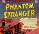 Phantom Stranger/Covers