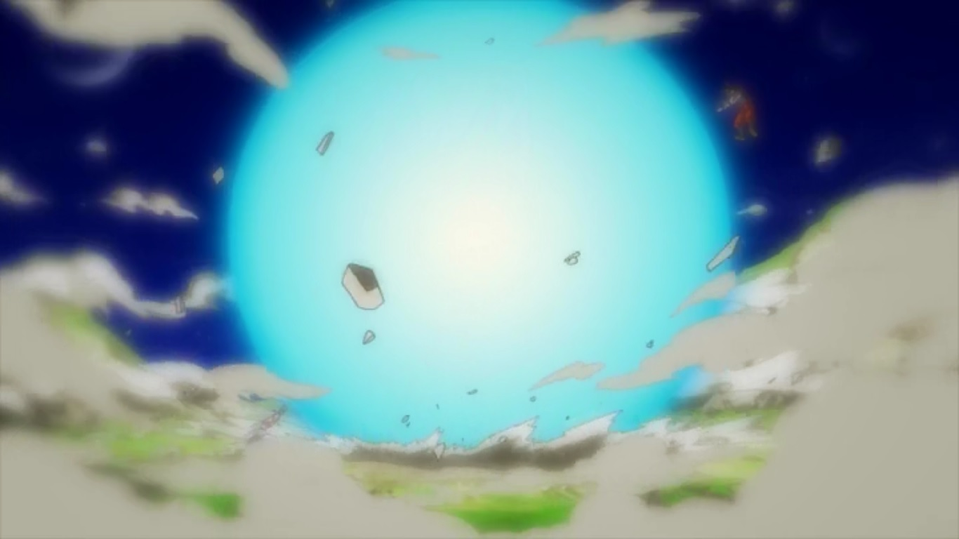 super spirit bomb