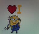 Mswimmer17/Minion fan art!!!