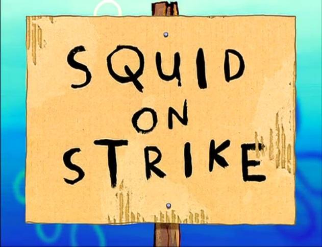 astronaut spongebob squids day off - photo #17