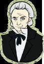 Pierwszy Doktor do szablonu (autorstwa Hokutochan15).png