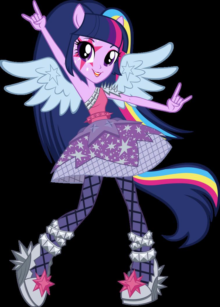 Twilight Sparkle - My Little Pony Equestria Girls Rainbow ...