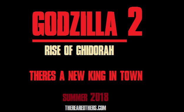 Godzilla 2: Rise of Gh...
