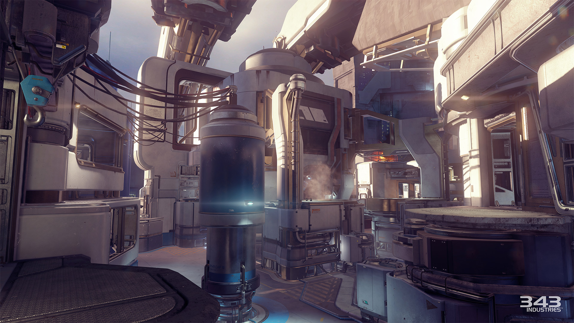 maps at launch what we know so far  halo  guardians  - eden · empire