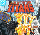Tales of the Teen Titans/Covers