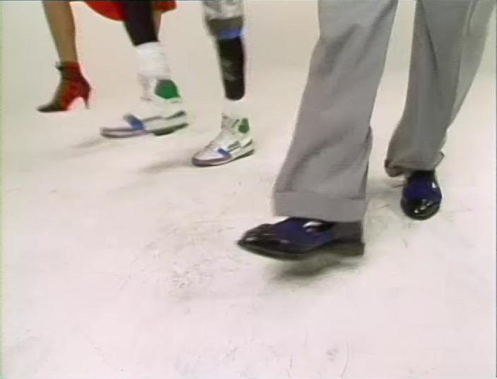 Sesame Street Dancing Shoes
