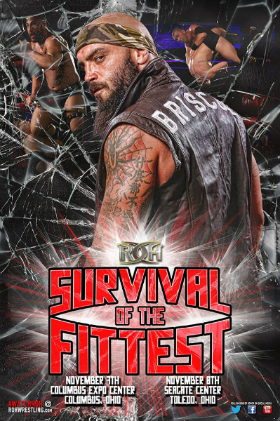 Ring of honor survival of the fittest 2012 results