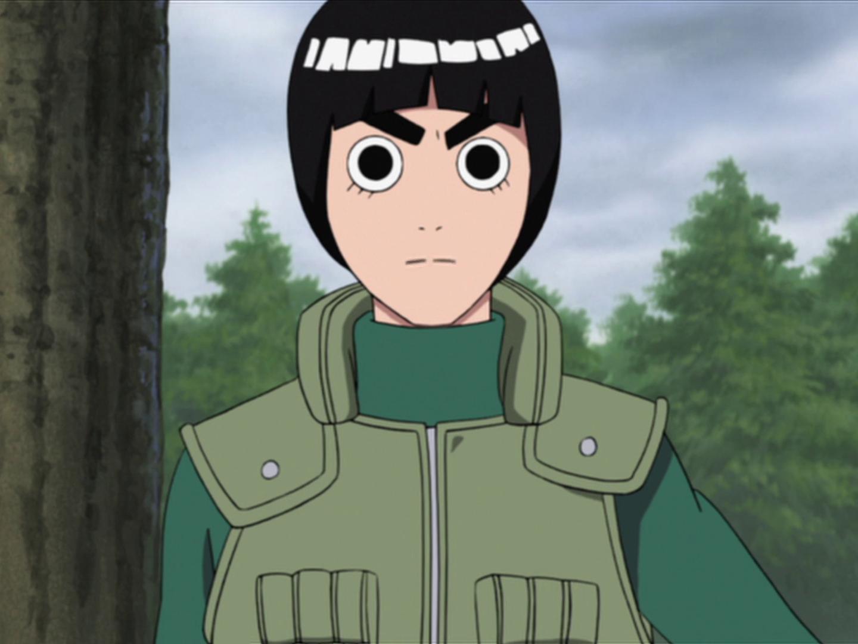 Naruto Lee