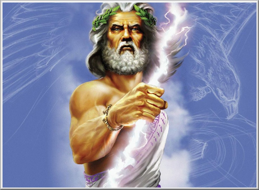 Zeus - O Meu Site
