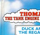 Duck and the Regatta (Buzz Book)