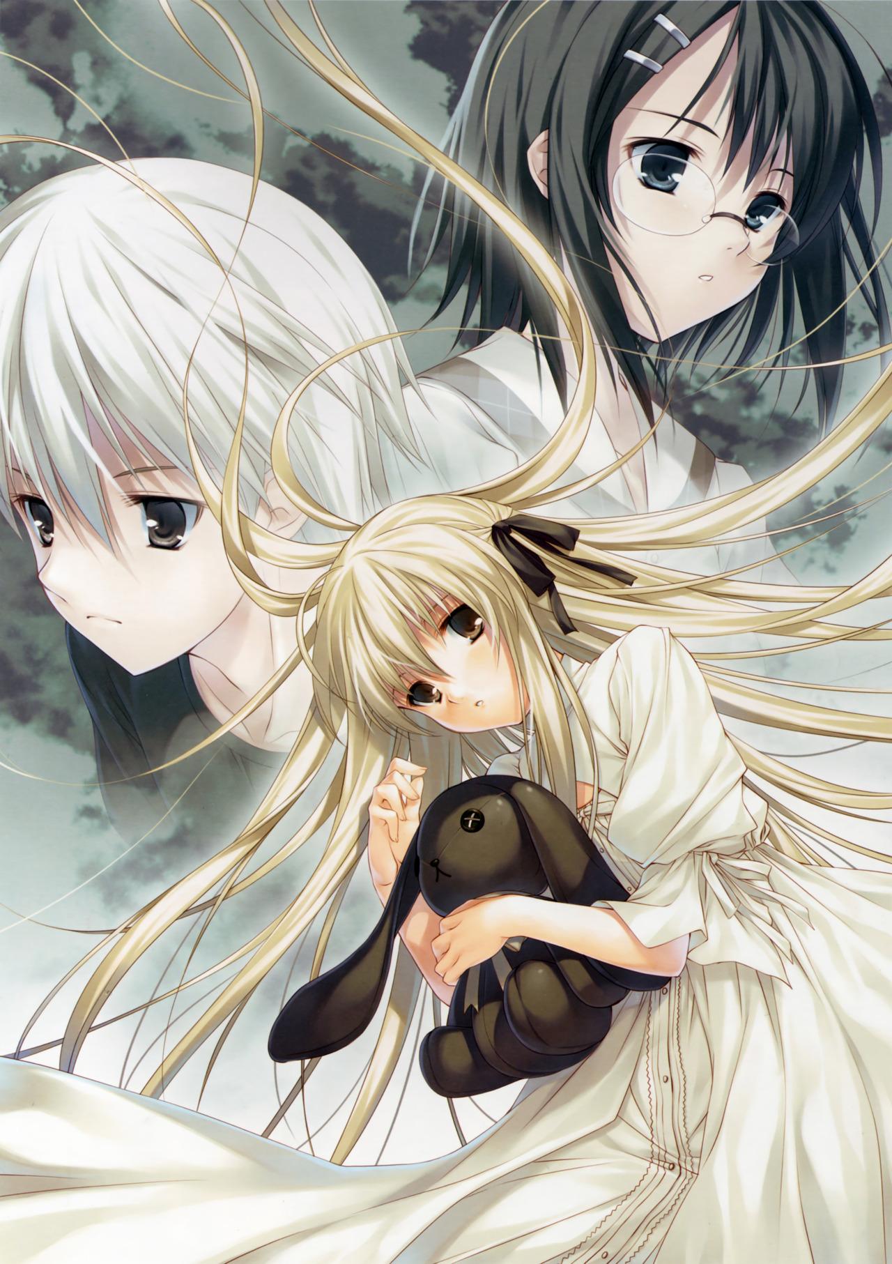 Связанные девочки аниме 7 фотография: www.ballett.ru/page/svyazannye-devochki-anime
