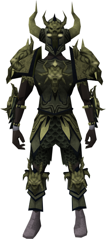 Malevolent armour (barrows) - The RuneScape Wiki