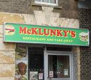 McKlunky's, Turpin Road