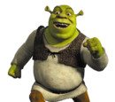 Characters from Shrek Forever After Credits