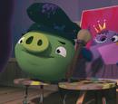 Artist Pig
