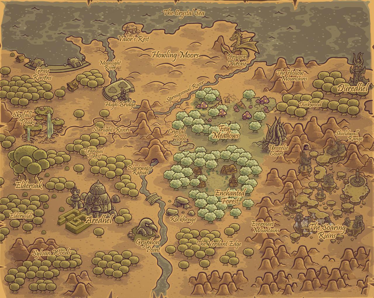 elder scrolls kingdom map, blackwater rush ice and fire map, rush tower map, dwarven kingdom map, on kingdom rush community map