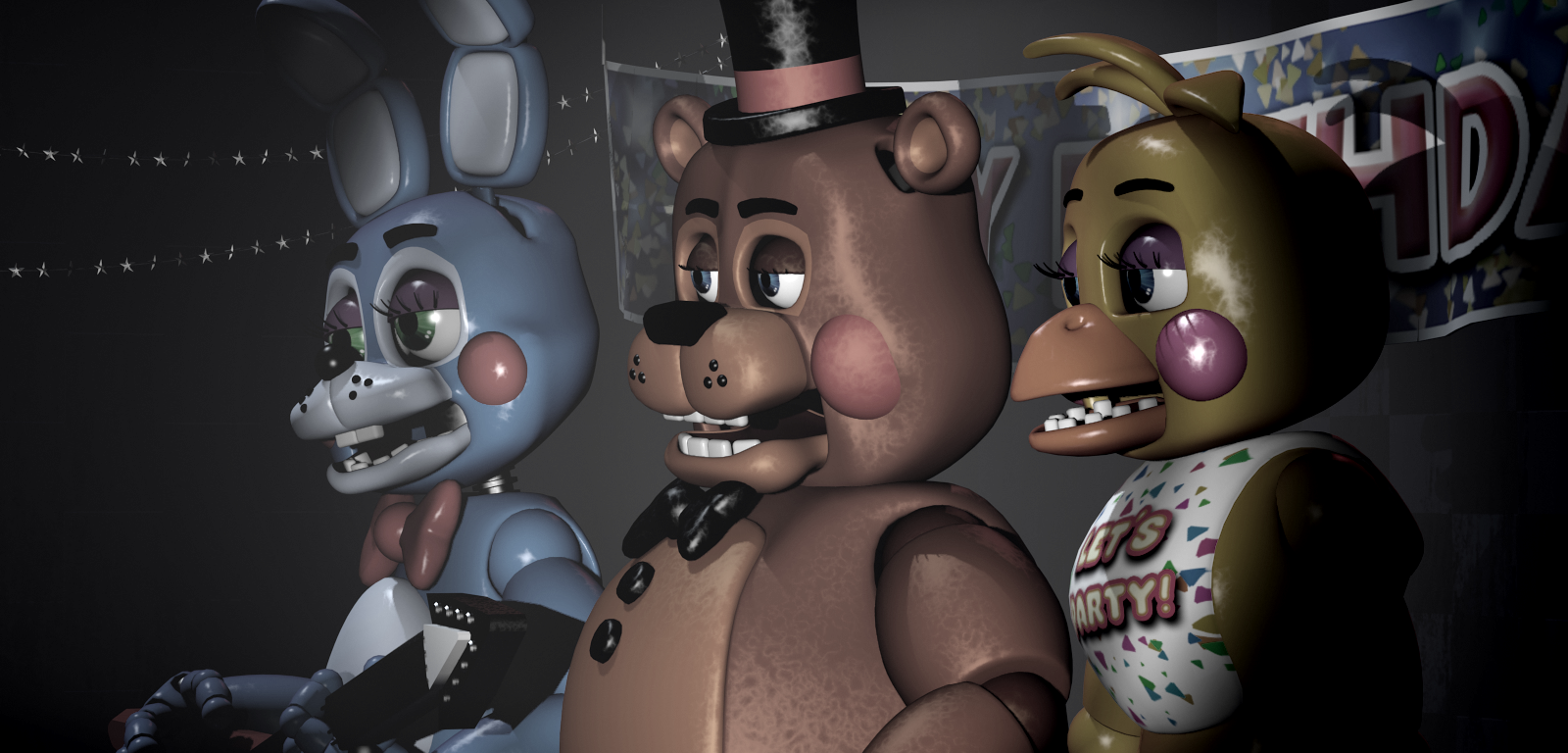 Archivo toy bonnie in the show stage png five nights at freddy s