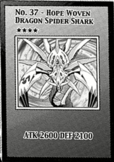 Number37HopeWovenDragonSpiderShark-EN-Manga-ZX pngYugioh Number 37