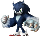 Sonic the Werehog