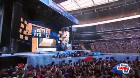 Ed Sheeran - Drunk Live at the Capital Summertime Ball 2012