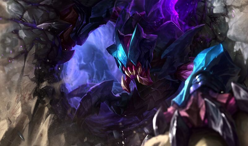 THE BOTTOM LANE'S THIRD CHAMPION PICK OF THE WEEK - REK'SAI