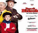 Benoît Brisefer: Les Taxis Rouges (film)