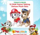 12 Days of Nick Jr. (Sweepstakes)