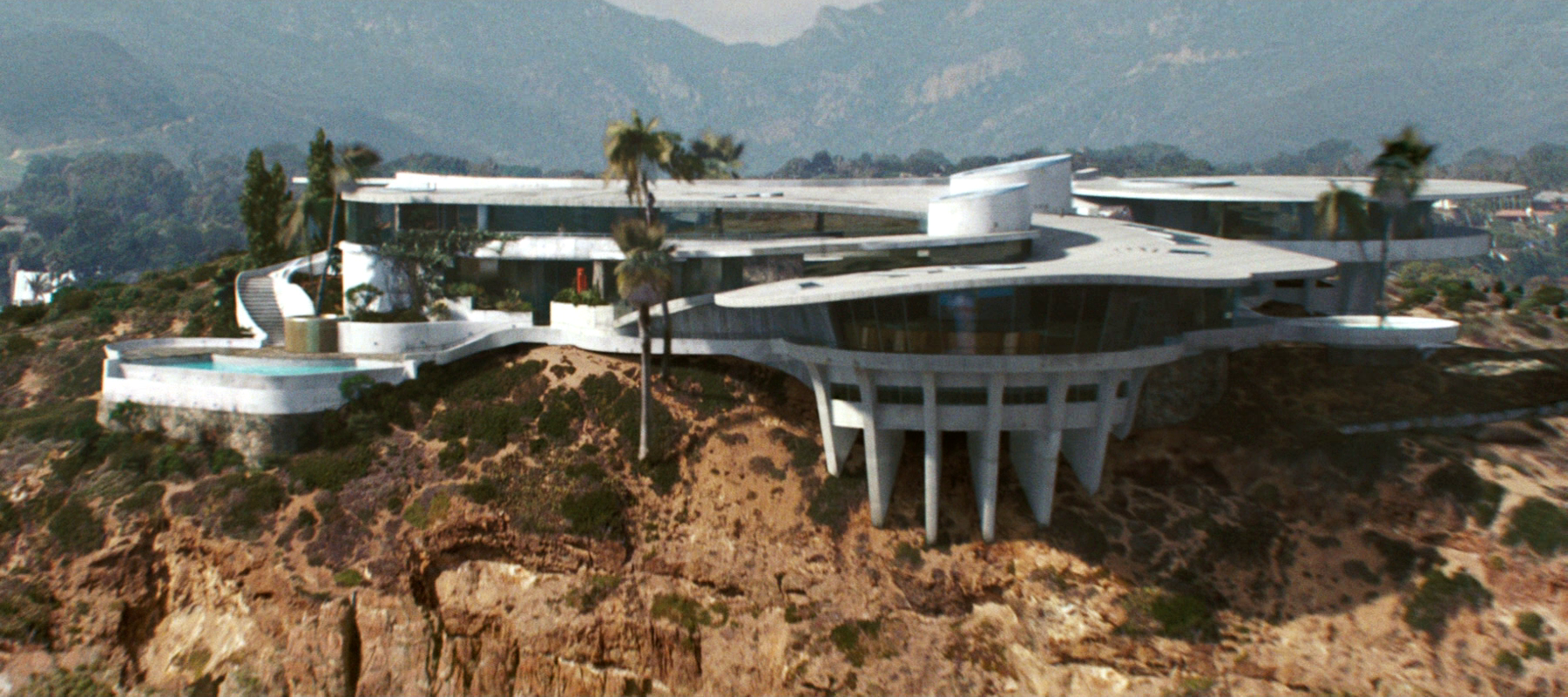 Tony Stark's Mansion - Marvel Cinematic Universe Wiki
