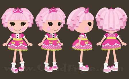 Image jewel lalaloopsy land fanon wiki for Lalaloopsy jewel sparkle coloring pages