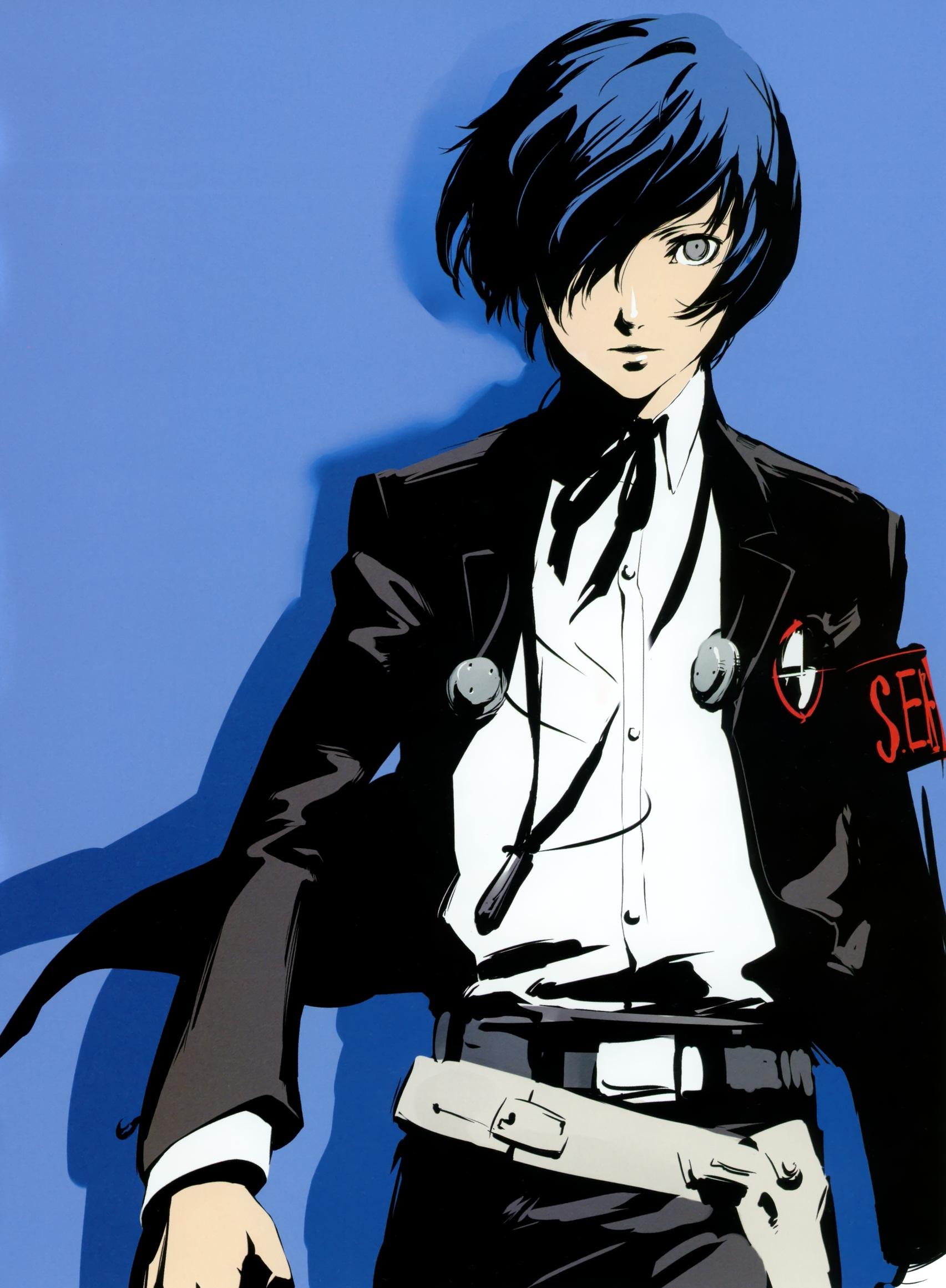 Persona 3 Protagonist 4