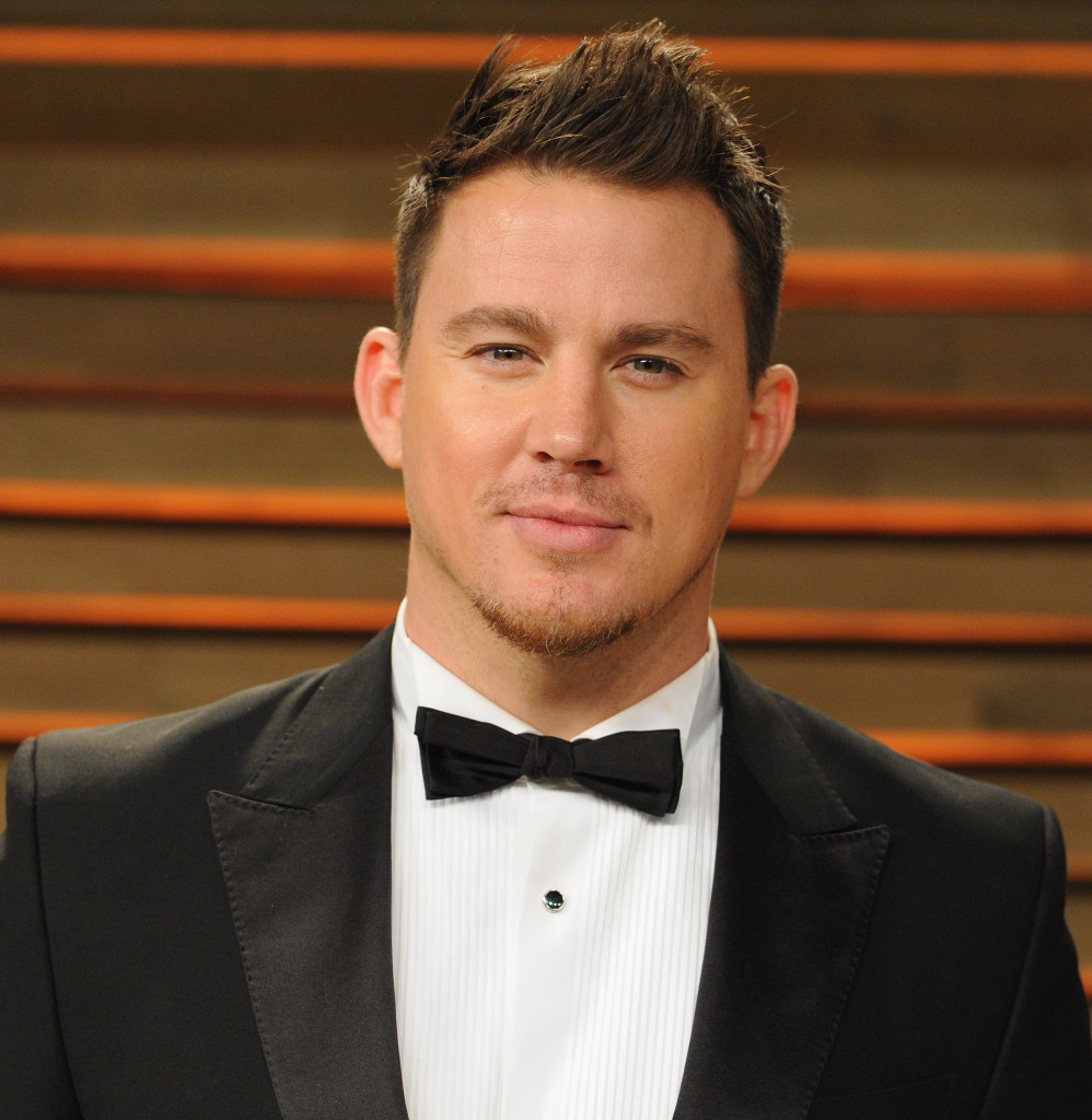 Full resolution  Channing Tatum