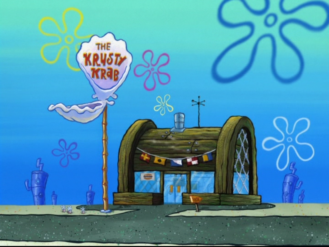 Krusty Krab - Encyclopedia SpongeBobia - The SpongeBob ...