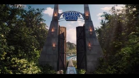 Jurassic World Trailer 2-Leaked footage