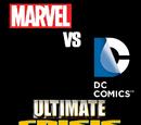 Marvel vs DC: Ultimate Crisis