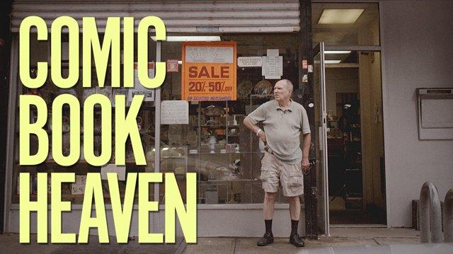 Comic Book Heaven