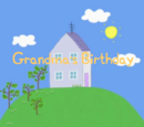 Granny Pig's Birthday