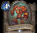 Mechanical Yeti
