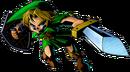 Link atacando con la Espada Kokiri 2 artwork MM 3D.png