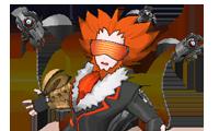 Pokemon lysandre pyroar