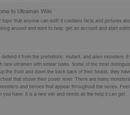 About: Ultraman