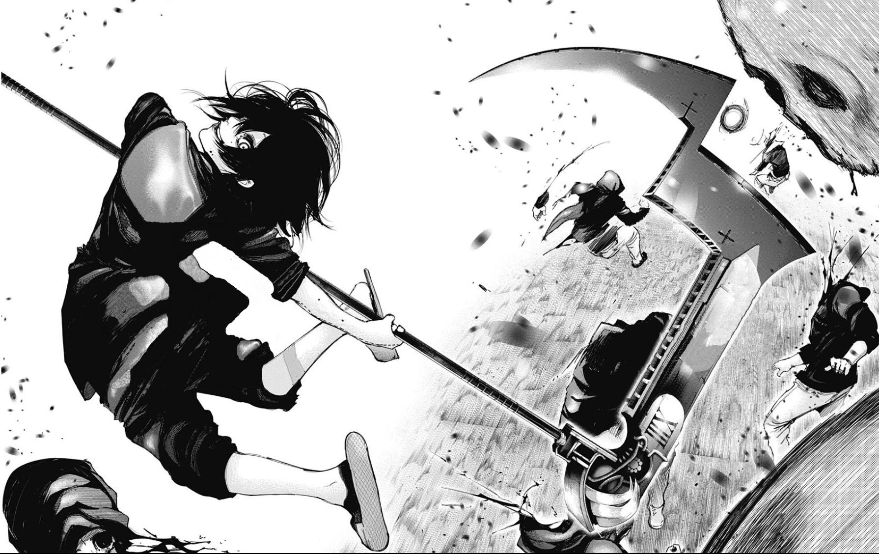 Favorite Fictional Weapons 13's_Jason_-_Joker