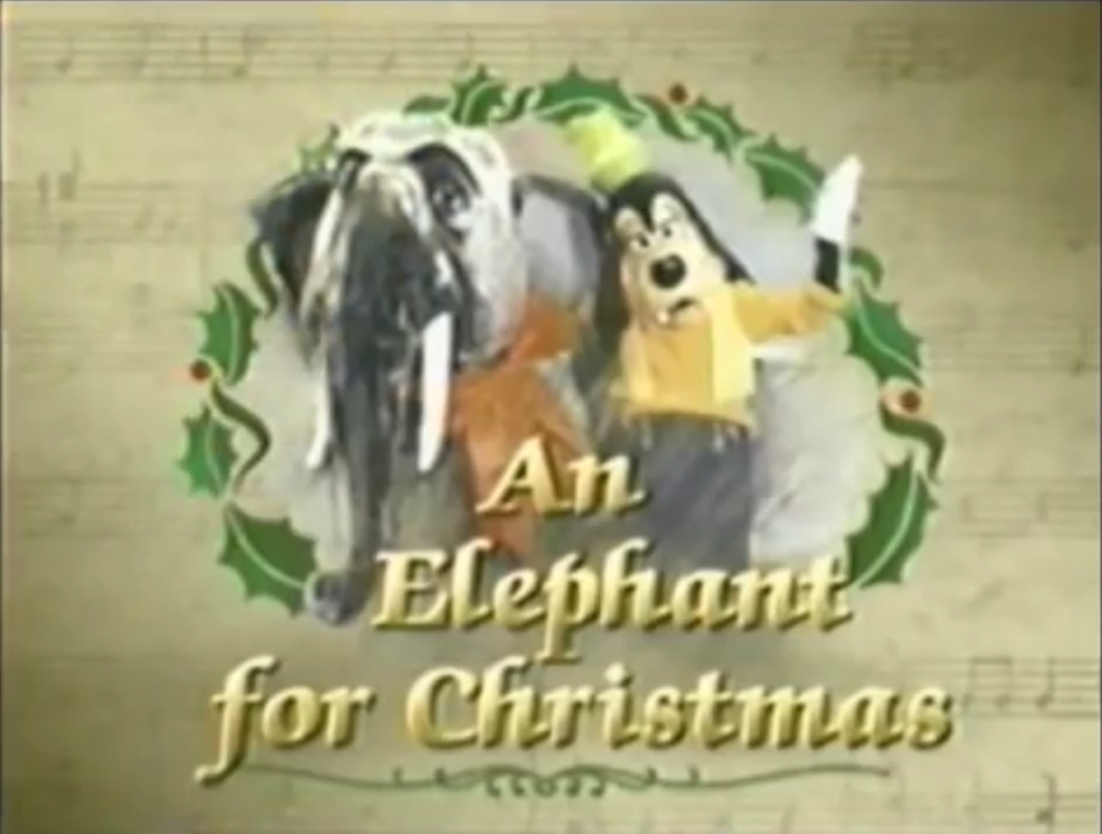 ... by Goofy in Disney Sing Along Songs: The Twelve Days of Christmas