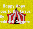Happy Appy Goes to the Circus