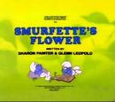 Smurfette's Flower