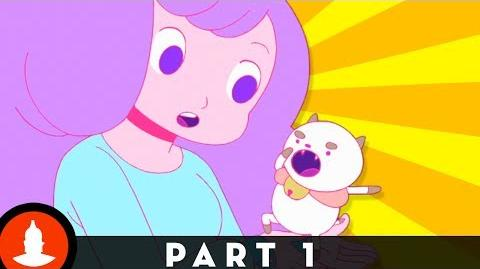 Bee and PuppyCat Part 1 (Cartoon Hangover Shorts 4)
