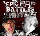 Steven Spielberg vs Alfred Hitchcock/Rap Meanings