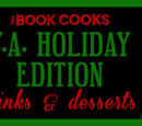 Asnow89/The Book Cooks: Holiday Edition